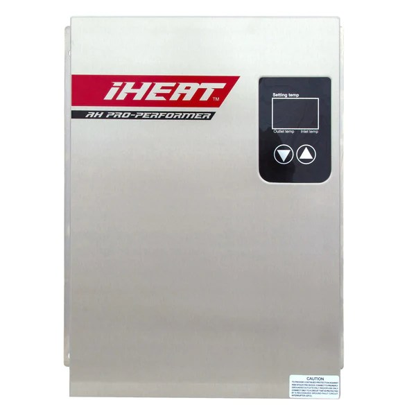 iHeat AH18 Pro Performer Whole House Tankless Water Heater