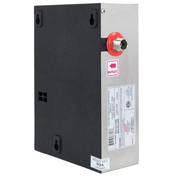 iHeat Magnum S7 Point Of Use Tankless Water Heater 7KW – Tank The Tank