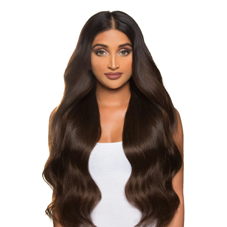 Hair Extensions Before Amp After BELLAMI BELLAMI Hair