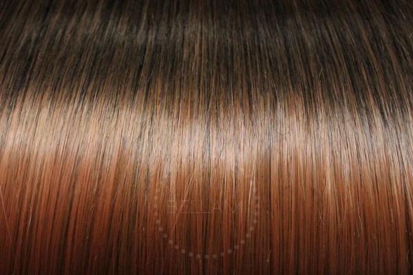 Faux Clip Ponytail 160g 20 Caramel Swirl 1B6 BELLAMI