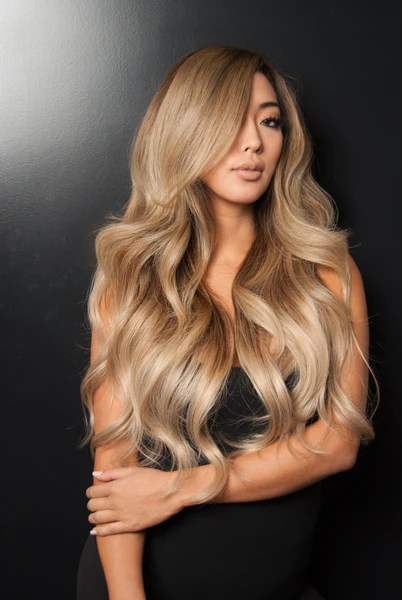 Balayage 160g 20 Ombre Chocolate BrownDirty Blonde Hair