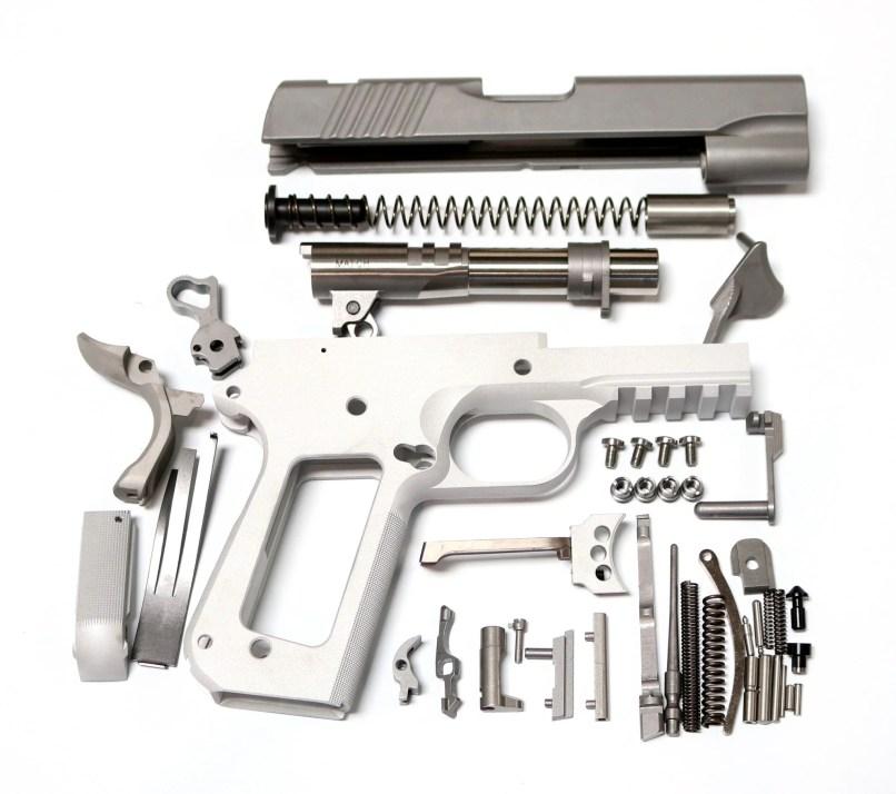 1911 Pistol Frame Kits | Frameswalls.org