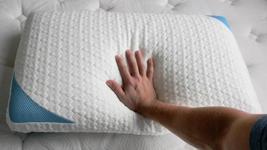 cooling pillow bear mattress