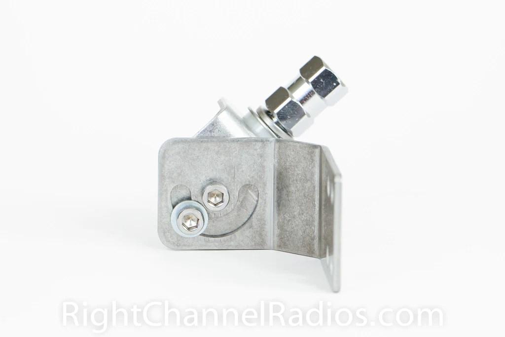 Door Jamb CB Antenna Mounting Kit Right Channel Radios