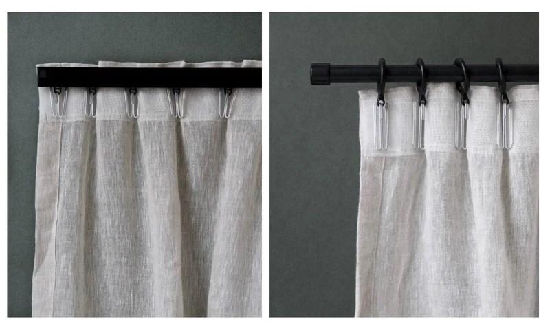 gotain dark grey velvet curtain
