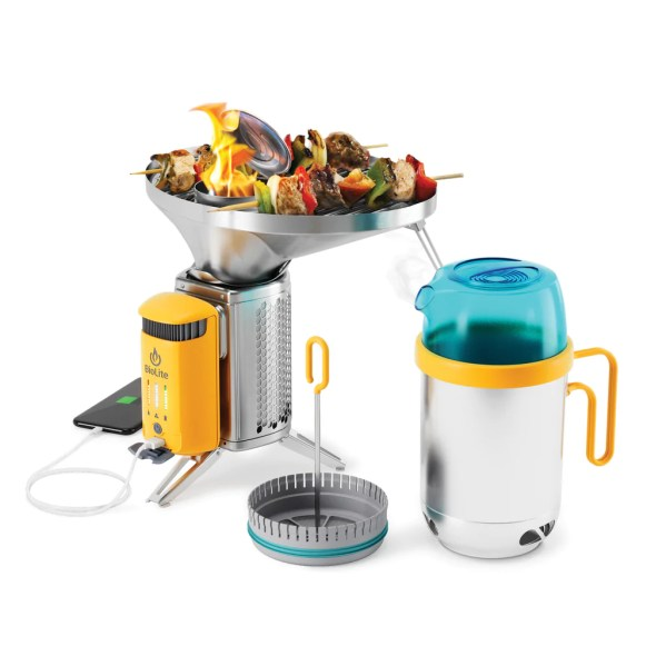 CampStove Complete Cook Kit
