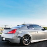 Og Designs Widebody Fender Flares Fiberglass Infiniti G37 Q60 Co Outcast Garage