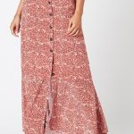 MINKPINK Heirloom Blossom Maxi Skirt