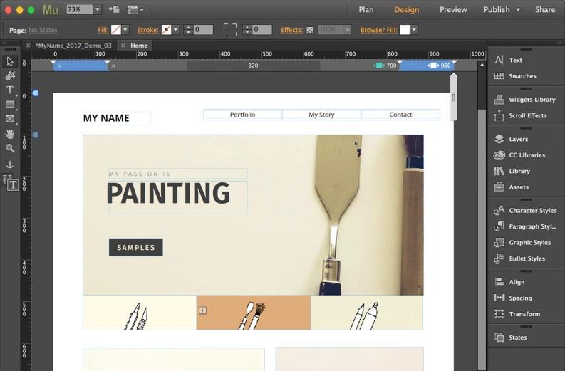 Tutorials – Adobe Muse Widget Directory