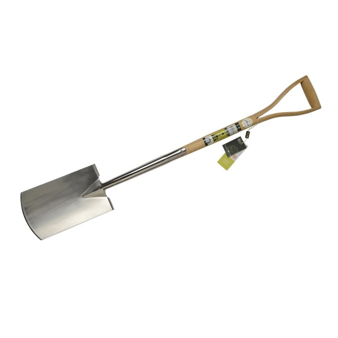 Stainless Steel - Digging Spade