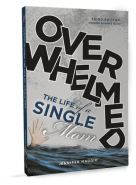 Overwhelmed: The Life of a Single Mom