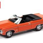 1969 Chevrolet Impala Ss Convertible Hugger Orange Modelmatic