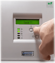 Battery Backup Power, Inc. Uninterruptible Power Supply (UPS) System Save Changes