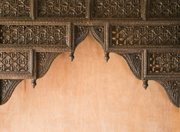 King Size Arched Indian Palace Headboard SHOP NECTAR