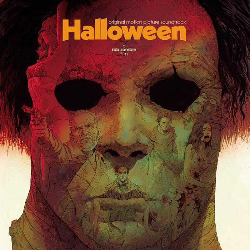 Halloween 2020 Soundtrack Vinyl Art Edition Rob Zombie's 'Halloween', 'Halloween II' Soundtracks Coming to