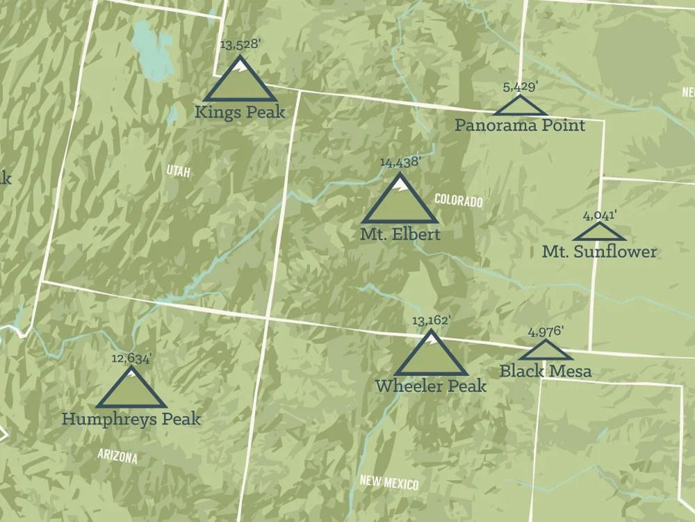 Map Texas Point Wildlife Refuge