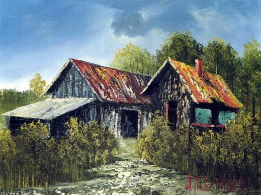 Alexander Art The Homestead