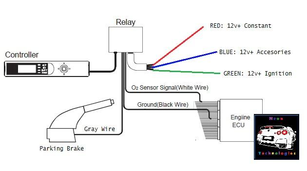 Apexi Pen Turbo Timer Wiring Diagram  Somurich