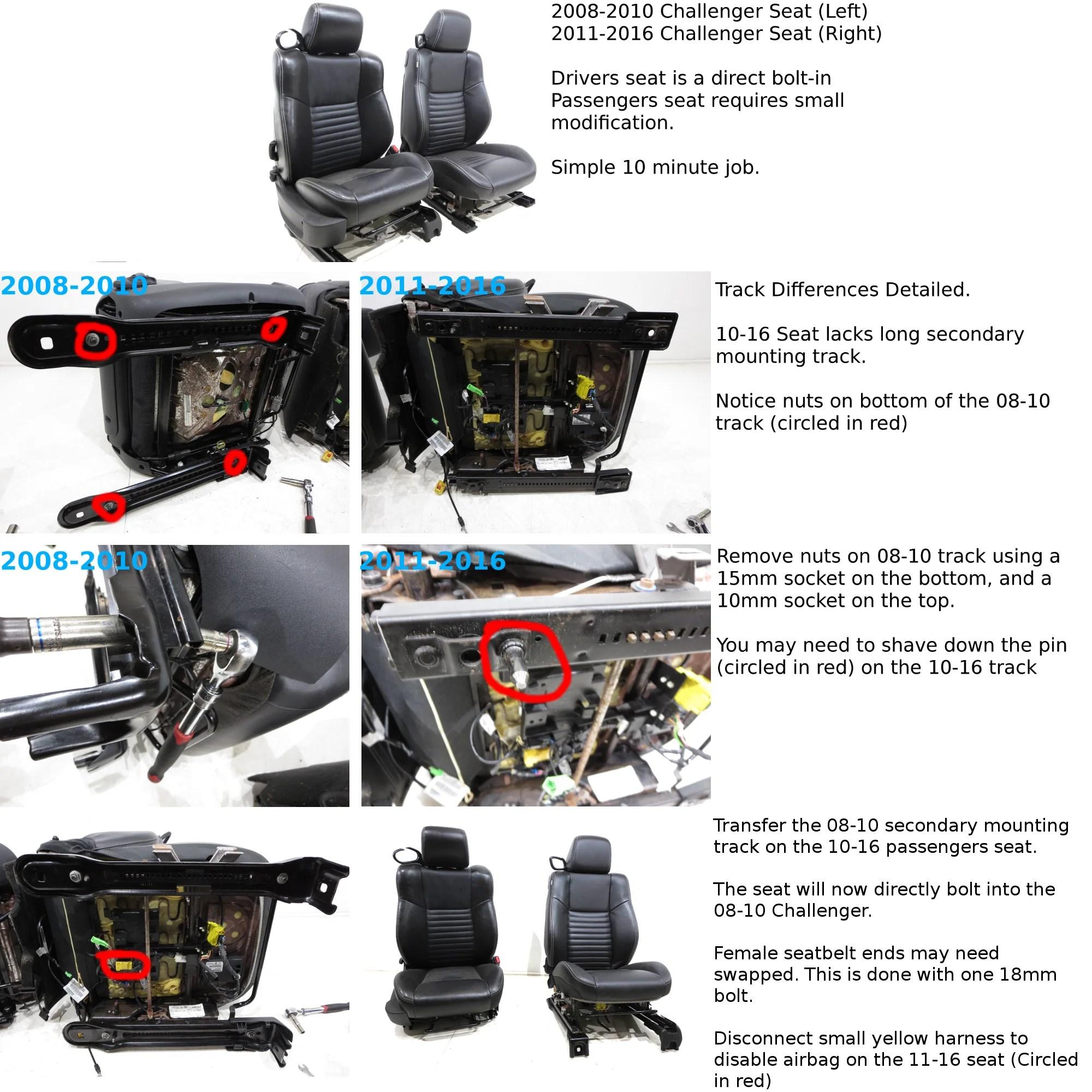Dodge Challenger Seat Wiring Diagram Diy Enthusiasts Diagrams 1973 2010 Rh Airfreshener Club Motorhome