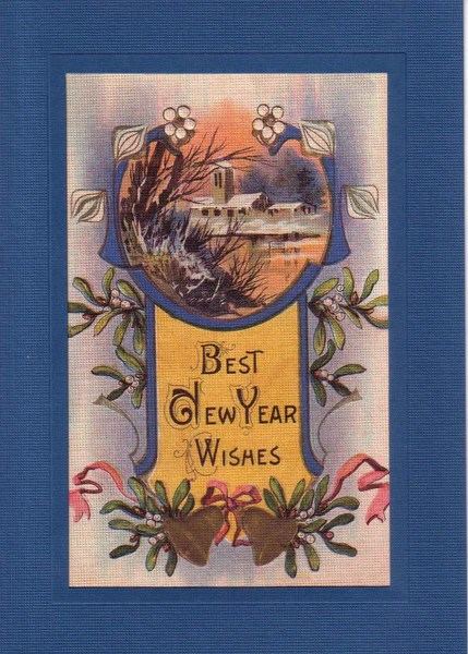 Best New Year Wishes Plymouth Cards