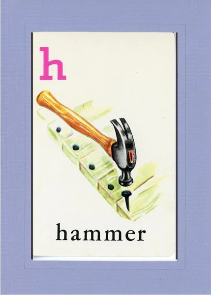 H Is For Hammer Plymouth Cards