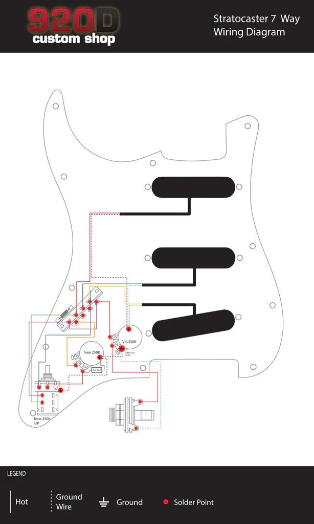 diagrams  strat 7way – sigler music