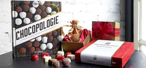 Chocopologie - Delicious chocolates by Knipschildt chocolatier.