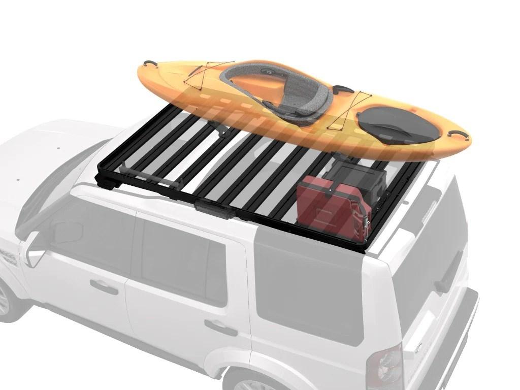 front runner land rover discovery lr3 lr4 slimline ii roof rack kit