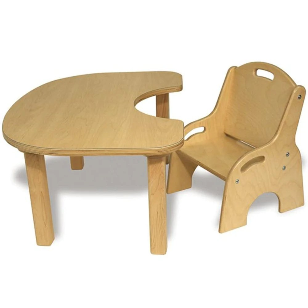 Wooden Toddler Table And Chair Set Made By Tag Toys