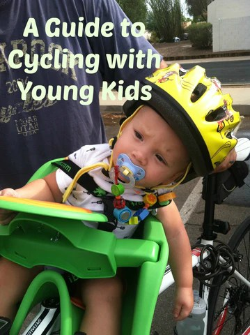 A Guide to Cycling with Young Kids