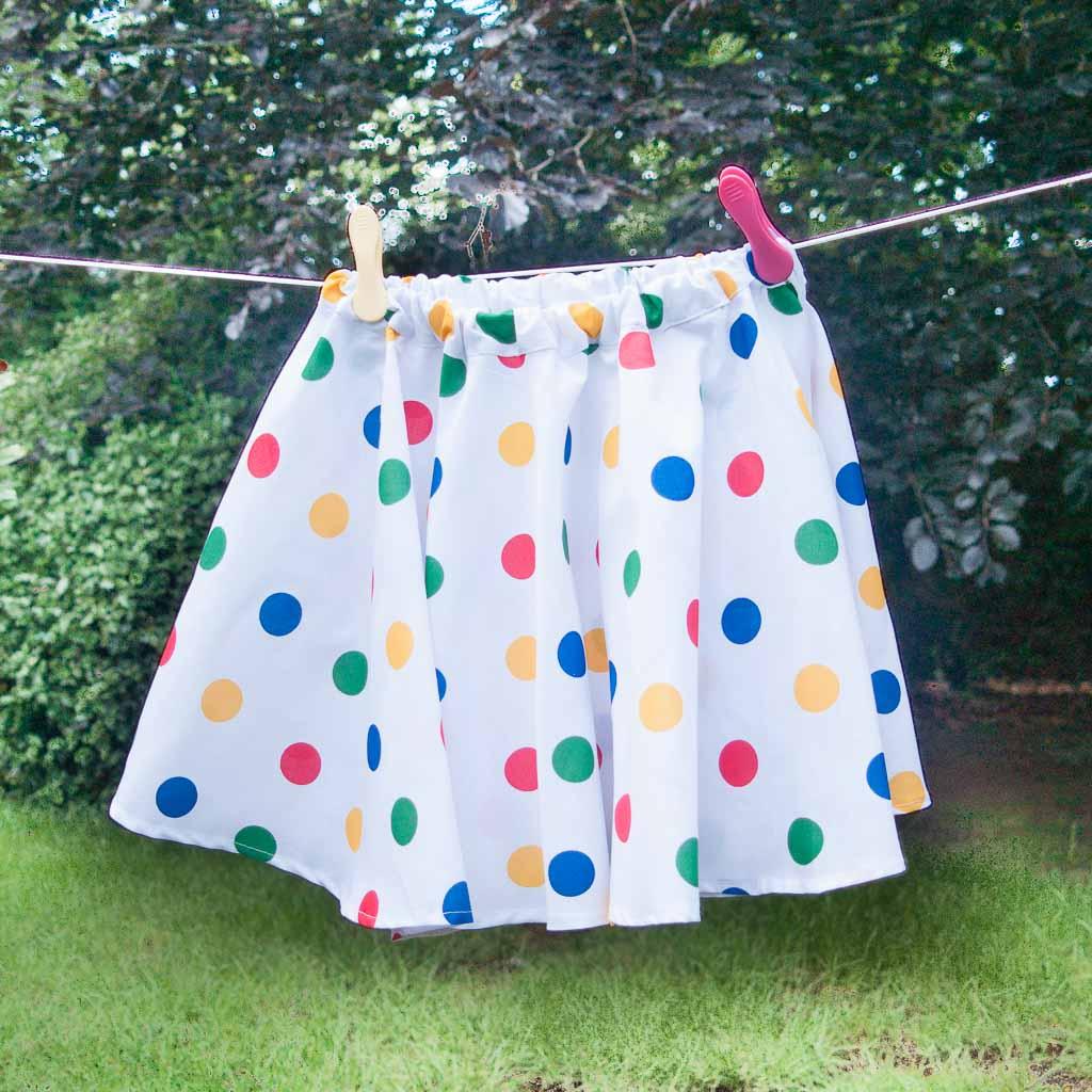 Sew a Twirly Circle Skirt - Free Pattern