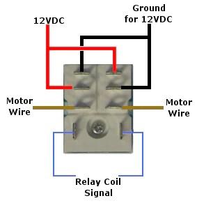 12 Volt DoublePole DoubleThrow Relay Linear Actuators