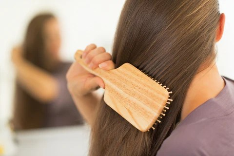 Image result for brush your hair