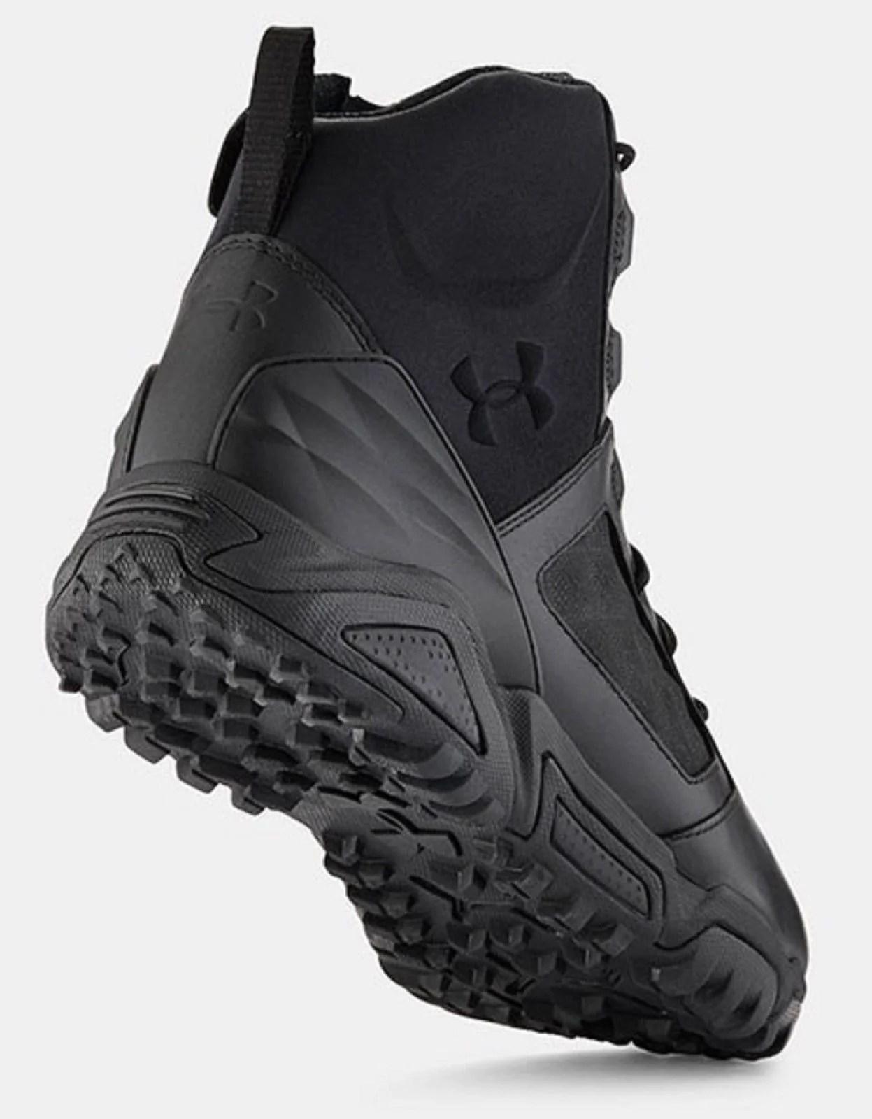 Mens Ua Tactical Zip Boots
