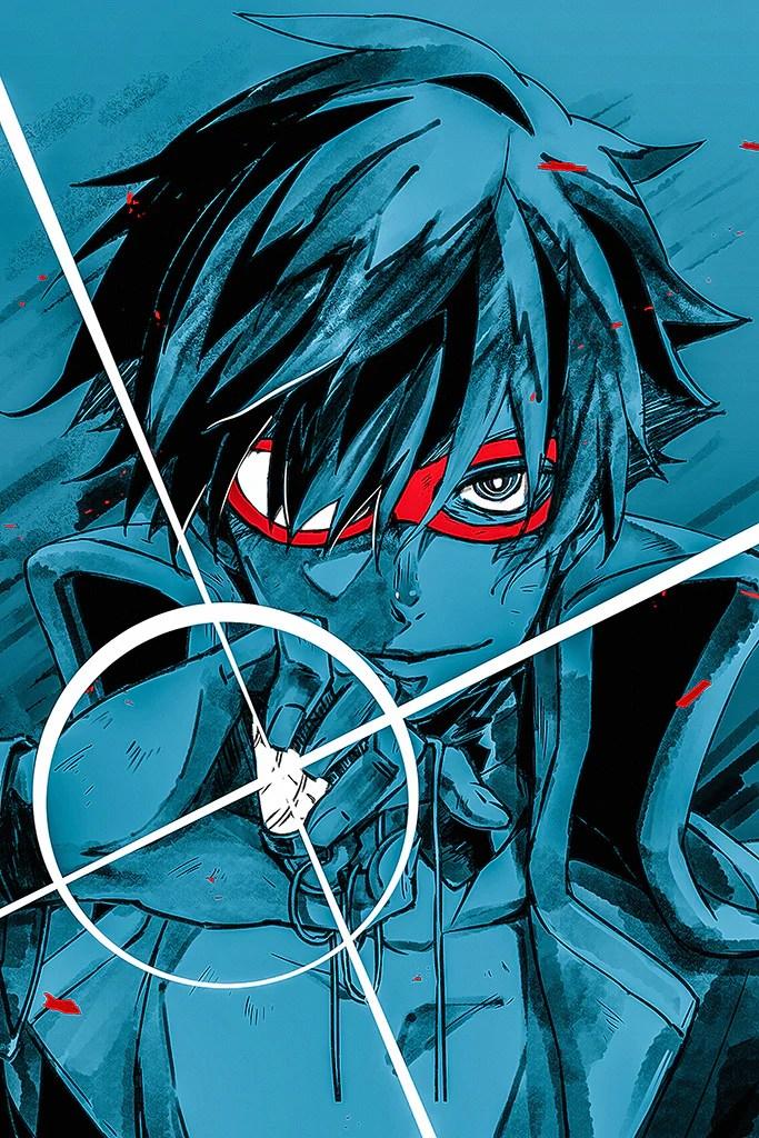 tengen toppa gurren lagann movie lagann hen anime art poster