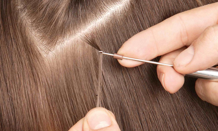 Strand By Strand Hair Application Methods