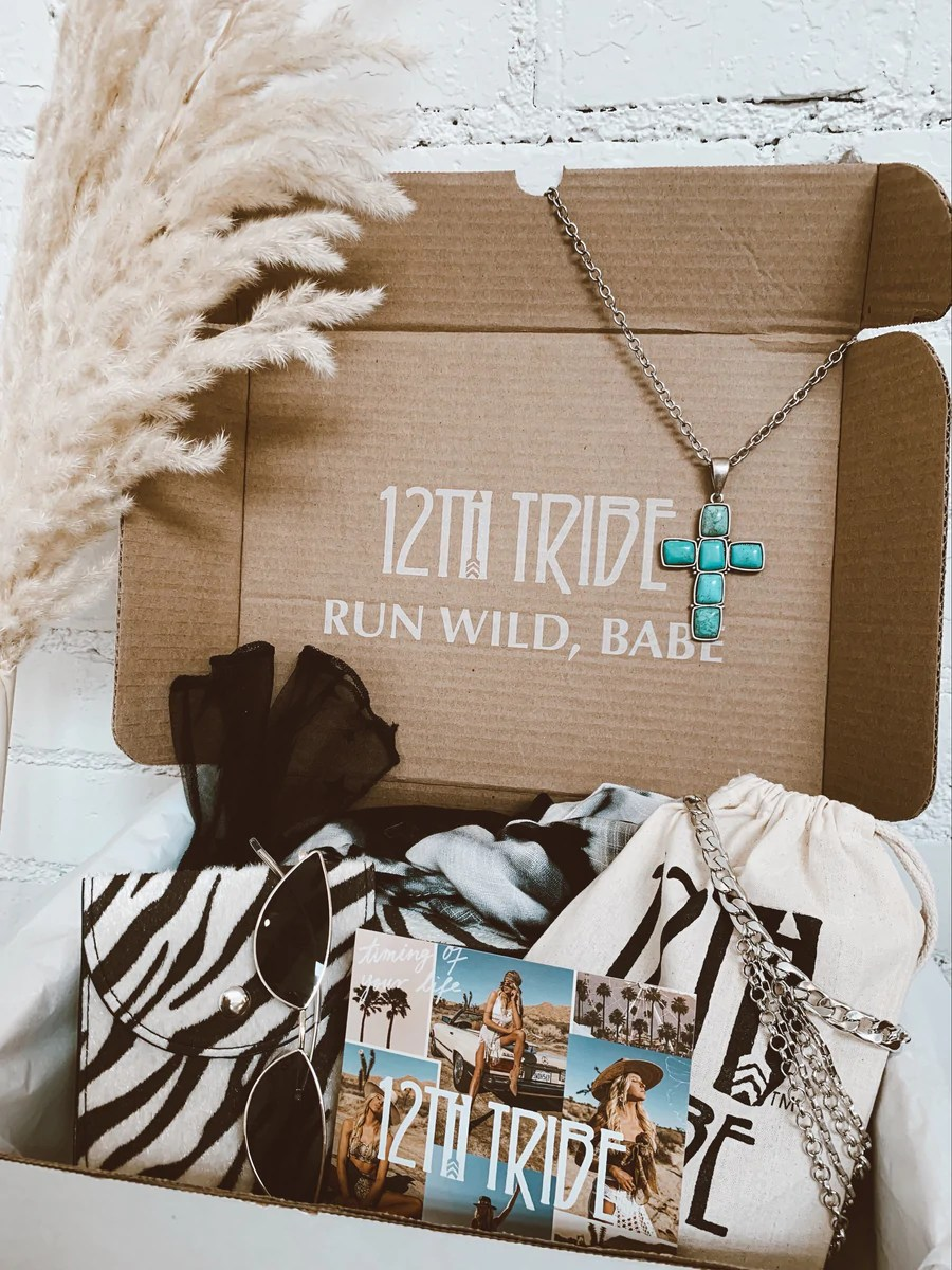 Example of subscription box