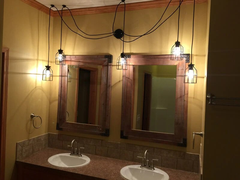 Bathroom Lighting Led