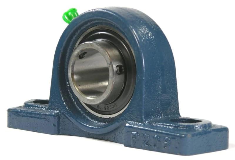 p204 1 bearings ucp204 12 cast iron 3 4