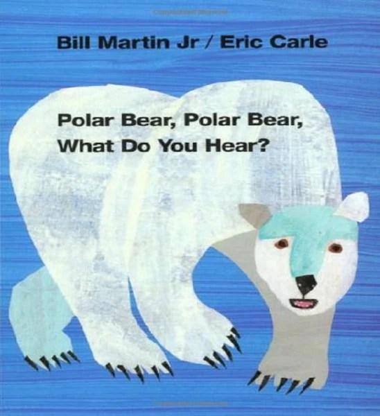 Hear Polar Bear Polar Boa You Bear Do Constrictor What Book Image