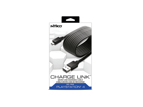 Charge Link For PlayStation4 Nyko Technologies