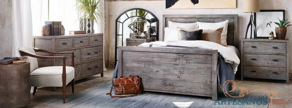 on trend reclaimed wood
