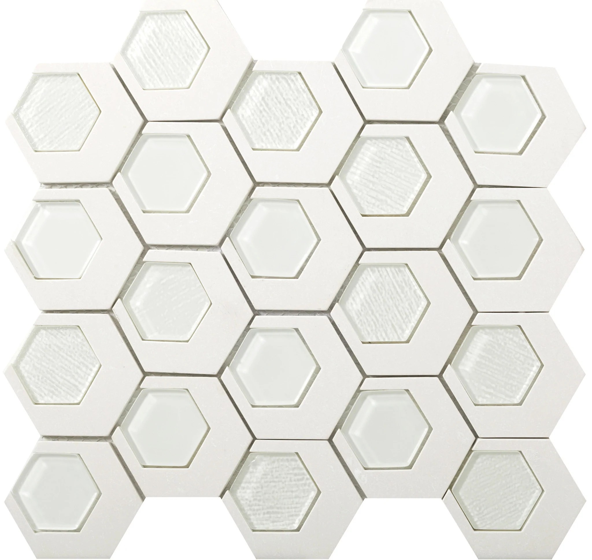 catalyst cast stone mosaic tile by emser tile the flooring factory