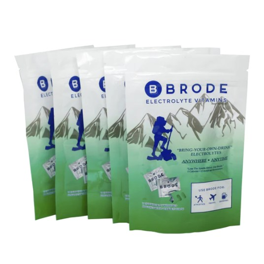 Share Pack of Brodes (Five 10-packs)