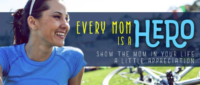 Great Cycling gifts for Mom at Yorktown Cycles
