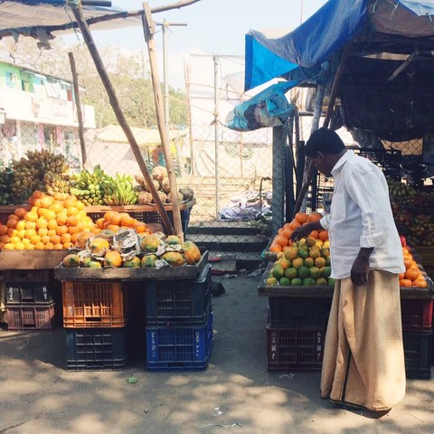Chennai market