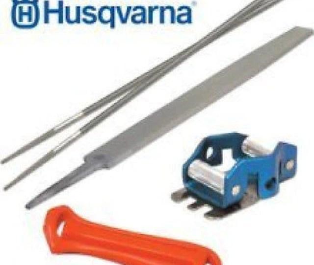 Husqvarna 339xp Chain File Kit 325 050 Gauge Pitch