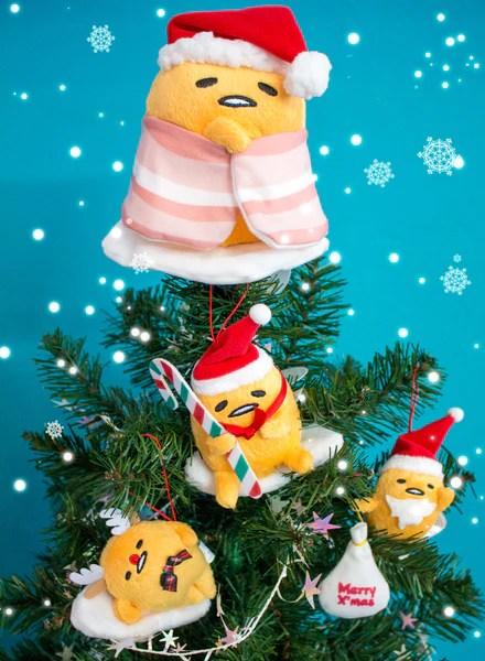 Kawaii Holiday Gift Ideas Sanrio Greeting Cards Winter
