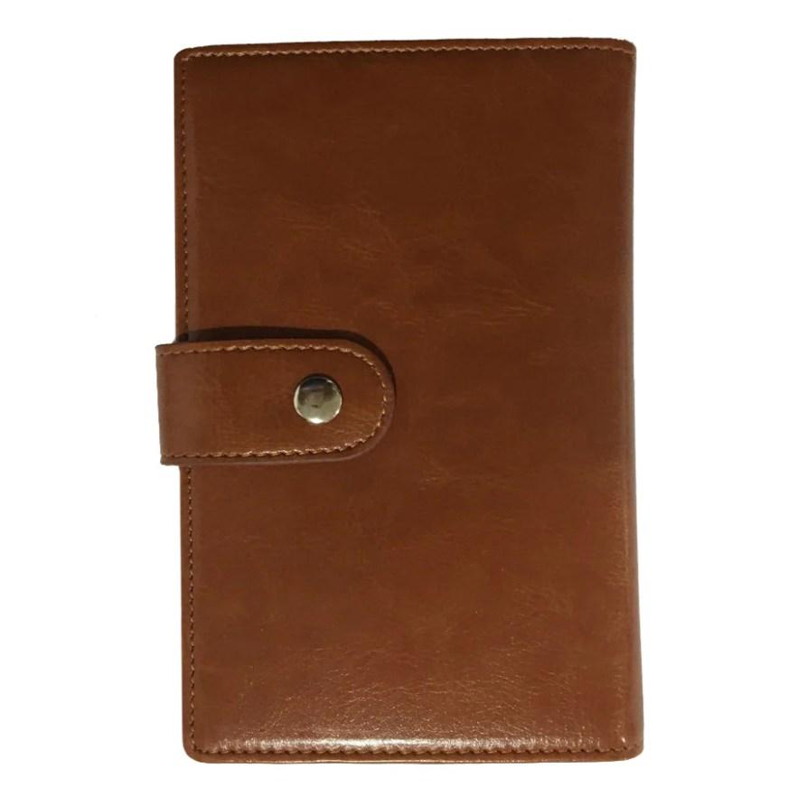 Passport Wallet with RFID Safe Lock – VistaShops