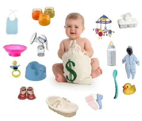 daftar perlengkapan bayi baru lahir